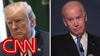 Trump, Biden go back and forth with physical threats - CNN