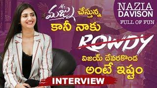 Mr.Majnu Heroine Nazia Davison Exclusive Interview | Inka Cheppu With Kevvu Kavya | TVNXT Hotshot - MUSTHMASALA
