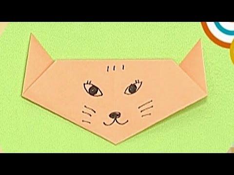 Çocuklar İçin Origami Fox (Öğretici) – Kağıttan Arkadaşlar 33
