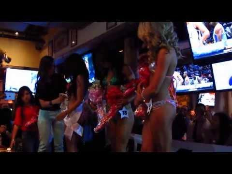 Twin Peaks Kirby Bikini Contest 2013