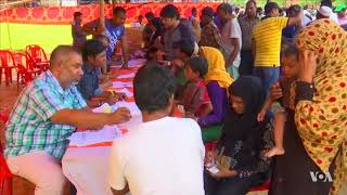 Doctors Race to Keep Up With Illness in Rohingya Refugee Camps - VOAVIDEO