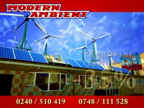 Modern Ambient - Tamplarie PVC & Aluminiu Reducere 35%