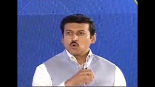 India Ka DNA Conclave - Parties who opposed each other are uniting against us: Rajyavardhan Rathore - ZEENEWS