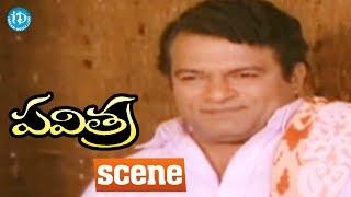 Pavitra Movie Scenes - Nutan Prasad Dreams On Pavitra || Bhanupriya, Rajendra Prasad - IDREAMMOVIES