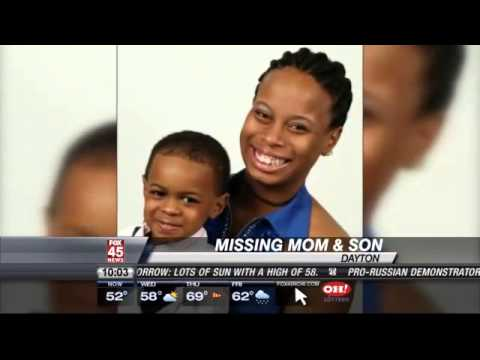 Police Search for Missing Mom, Son