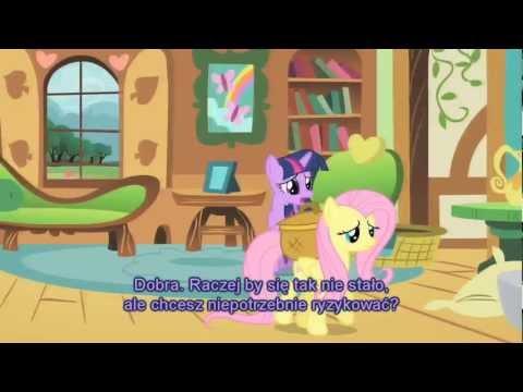 """My Little Pony Przyjaźń to Magia odc. 22  """"Ptaszek w kopytku"""" (Napisy PL) (HD)"""