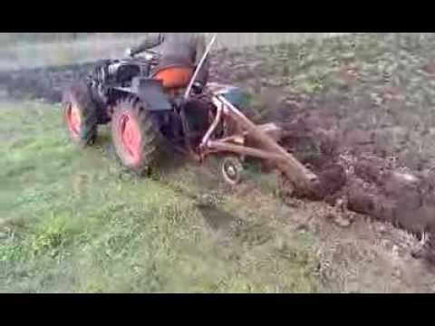 mini traktor bulgar 224 4x4 D