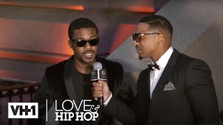 Love & Hip Hop Live: The Wedding | Ray J Talks To Stevie J | VH1 - VH1