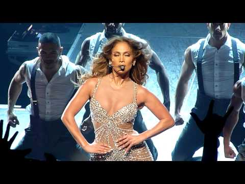 Jennifer Lopez Dublin 2012 Love don't cost a thing & I'm into you (HD) 720p High Quality