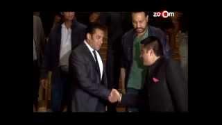 Salman Khan working hard on 'Prem Ratan Dhan Payo' | Bollywood News