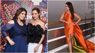 Malaika Sizzles As A Chef | Sonakshi Sinha's ShowStopper Act