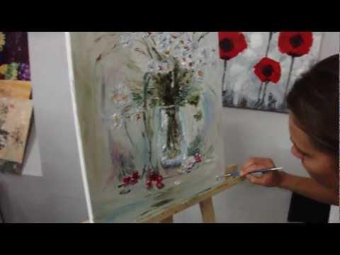 Youtube download : Мастер-класс Рисуем Просто (Ромашки)