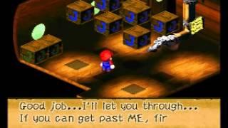 Скоростное прохождение игры Super Mario RPG