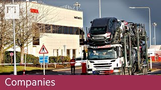 What Honda's Swindon factory closure means for UK carmaking - FINANCIALTIMESVIDEOS