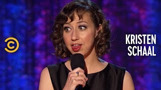 Kristen Schaal: Live at the Fillmore - Pleasing a Man - COMEDYCENTRAL