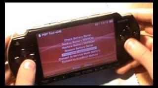 Прошивка PSP-Делаем аккумулятор Пандора часть 2