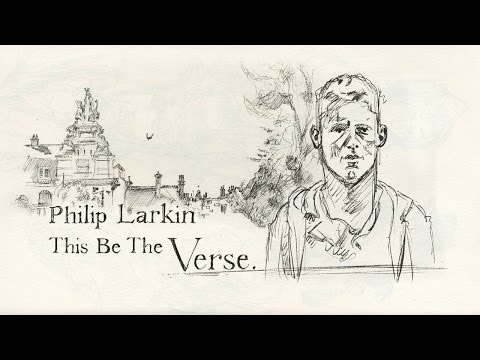 Film Legend Sir Tom Courtenay Reads Philip Larkin's 'This Be The Verse'