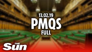 PMQs 13.02.19 Full - THESUNNEWSPAPER