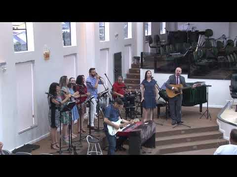 Ministério de Louvor Kadosh - Recebi um novo coração - 14 01 2018
