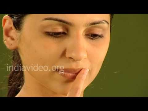 Lip care - natural remedy using pure butter