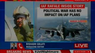 First rafale jet tested in France by top officer; feedback on tests shared with manufacturer - NEWSXLIVE