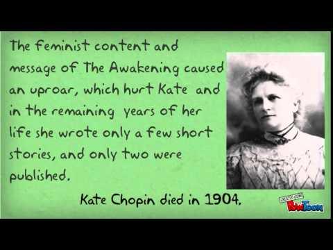 an analysis of feminism in the awakening by chopin