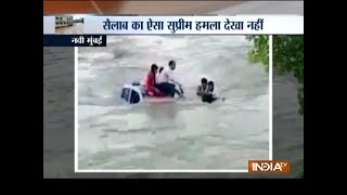 Watch how monsoon rain is effecting life of people across the country - INDIATV