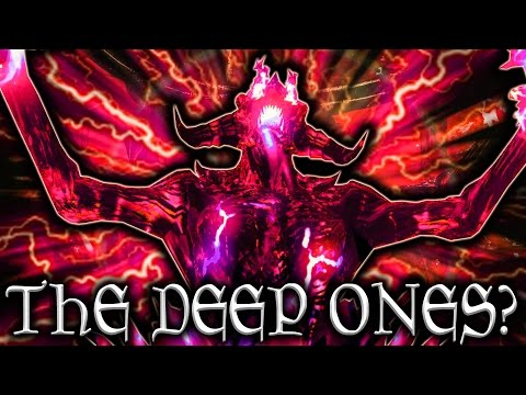 Who Are THE DEEP ONES & What Do They Want? - TES Detective