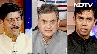 मुकाबला : सियासत में ज़ुबान पर लगाम नहीं! - NDTV