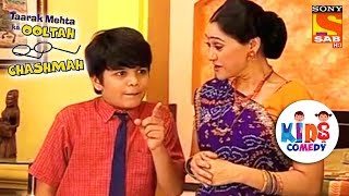 Tapu Demands A Party From Jethalal | Tapu Sena Special | Taarak Mehta Ka Ooltah Chashmah - SABTV