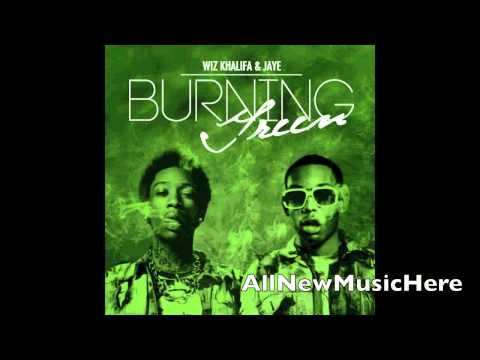 Wiz Khalifa - Astronaut (NEW Mixtape: Burning Green) [HD]