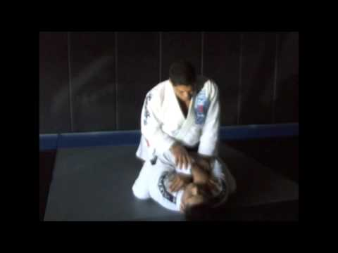 JiuJitsu Magazine: Triangle From Full Mount