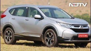 Mahindra Alturas launch, Honda CR-V Vs Skoda Kodiaq And Sherco-TVS Rally Ride Experience - NDTV