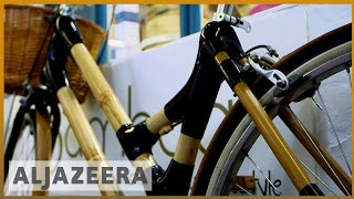 🇭🇰Hong Kong's bamboo: Project gives material new purpose | Al Jazeera English - ALJAZEERAENGLISH