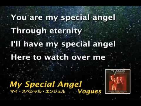 My Special Angel   karaoke   The Vogues