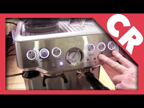Crew Review Breville Barista Express BES870XL