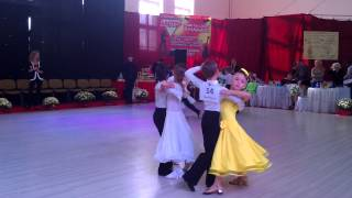 Бальні танці  VIVAT MAX & NIKA (STANDART)