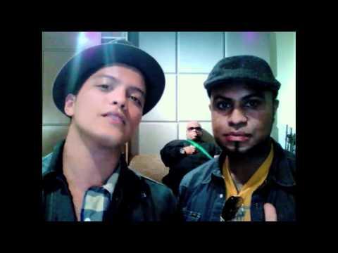 Bruno Mars x Phillip Lawrence x Cee Lo Green reppin Far East Movement