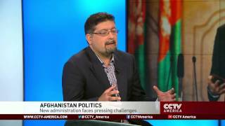 See the news report video by Former Afghan diplomat gives insight on country's new president