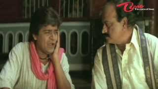 Ninne Premista Movie | Comedy Scene Between Chalapathi Rao | Ali - NAVVULATV