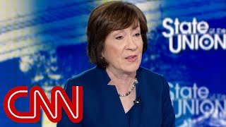 Sen. Collins predicts Texas court ruling on ACA will be overturned - CNN