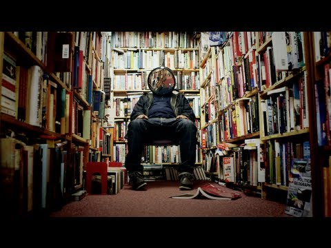 "JJ DOOM ""BOOKHEAD"" Video"