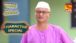 Bapuji To Leave Gokuldham | Taarak Mehta Ka Ooltah Chashmah - SABTV