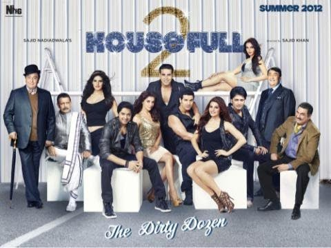 Exclusive 'Housefull 2' First Look Launch