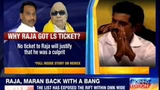 'Taint' a virtue for Karunanidhi ? - NEWSXLIVE