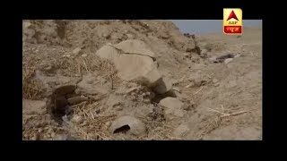 The actual spot in Iraq's Mosul where 39 Indians were buried after being killed by ISIS mi - ABPNEWSTV