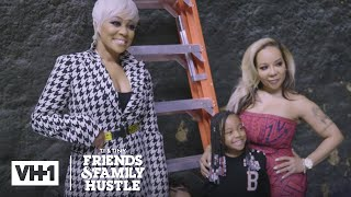 Girl Group Goals: Monica + LeToya + Tiny  | T.I. & Tiny: Friends & Family Hustle - VH1