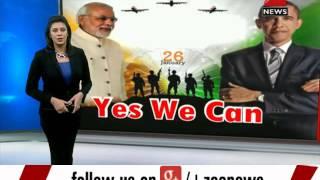 Nawaz Sharif urges Obama to raise Kashmir issue with India - ZEENEWS