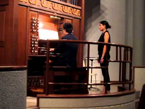 Bach Prelude and Fugue in E minor BWV 548 (Wedge)---Sheung Chi CHAN