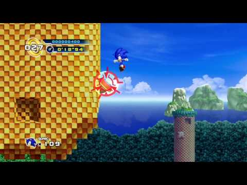 Sonic the Hedgehog 4 - App Store